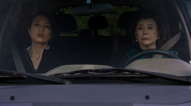 Agents of SHIELD - 'The Only Light in the Darkness' - Melinda May and her mother