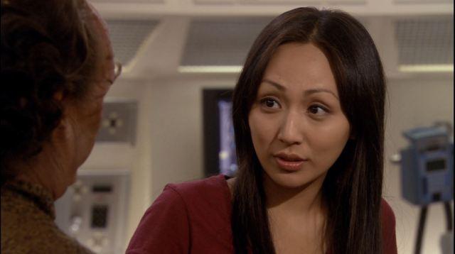 Enterprise season 4 Blu ray review - Hoshi Sato (Linda Park)