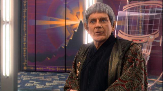 Enterprise season 4 Blu ray review - Vulcan high command