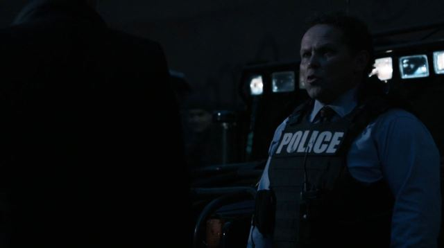 Person of Interest Deus Ex Machina - Kevin Chapman as Lionel Fusco
