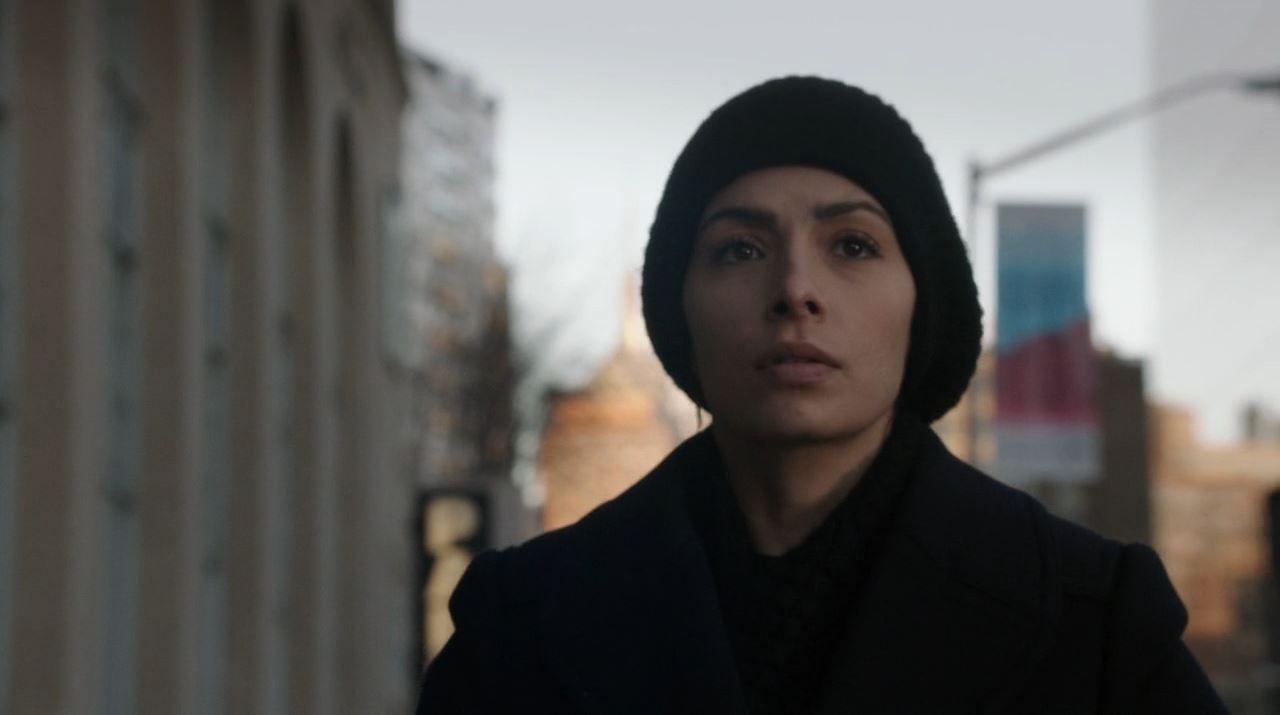 Person of Interest Deus Ex Machina - Sarah Shahi as Shaw going undercover