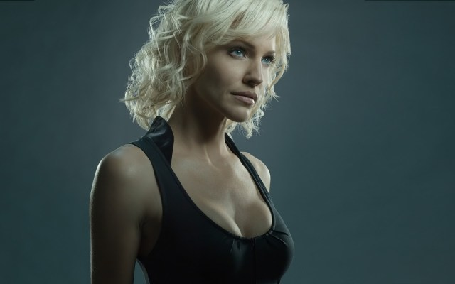 Tricia Helfer joins the cast of Ascension
