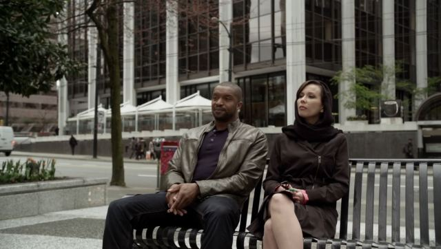 Continuum Season 3 Finale Last Minute Review - Travis and Sonya
