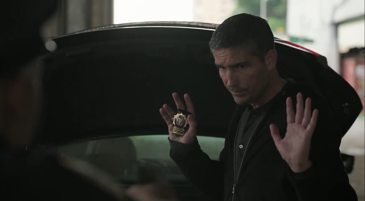 Person of Interest Season 4 Preview - John Reese is not a barrista