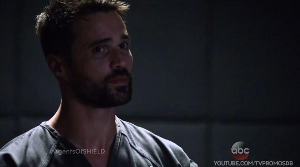 Agents of SHIELD Season 2 Trailer and Preview - Ex-Agent Ward (Brett Dalton)