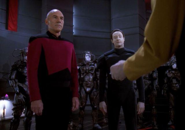 Star Trek TNG Season 7 Blu-Ray Trailer - Picard and Lore