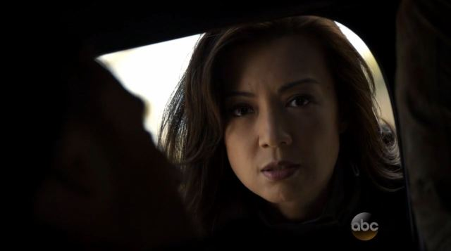 Agents of SHIELD S2Ep2 Heavy Is the Head Review - Agent May finds Hunter