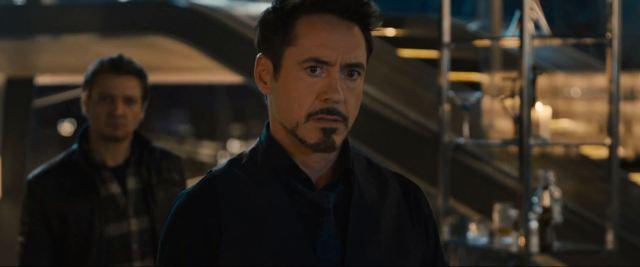 Avengers Age Of Ultron Trailer Released - Robert Downey, Jr. as Tony Stark Iron Man