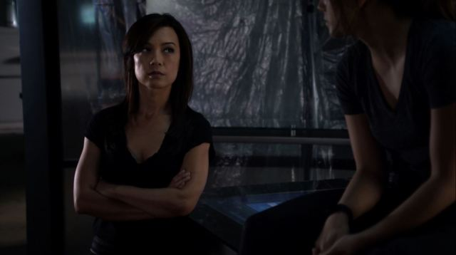 May (Ming Na Wen) got even with Hunter - Agents of SHIELD S2Ep3 Making Friends and Influencing People Review