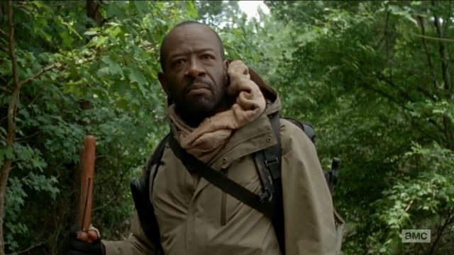 The Walking Dead S5Ep1 No Sanctuary Review - Morgan is back