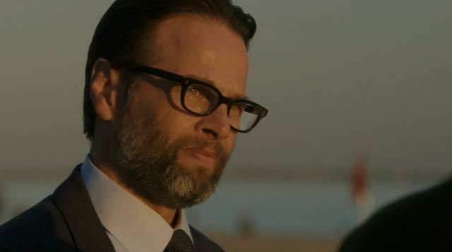 Bruce Moran - Elias's old friend and accountant. Person of Interest S4Ep9 The Devil You Know Review
