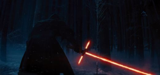 Sith lord unveils light saber - Star Wars VII Lightsaber