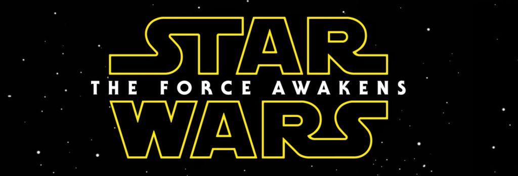 Star Wars Episode VII The Force Awakens logo