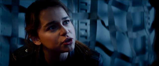 Terminator Genisys Emilia Clarke as Sarah Connor