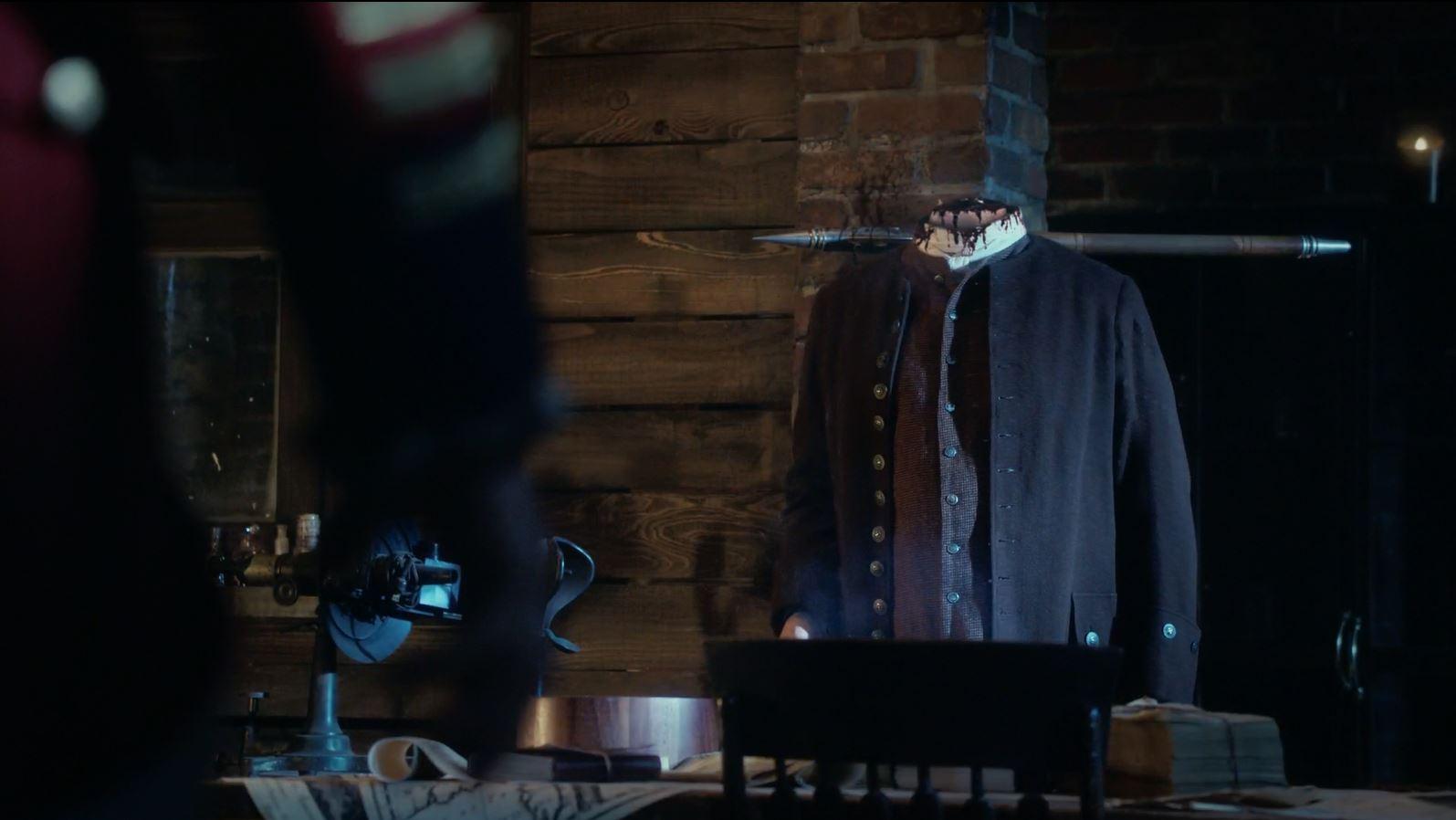 sleepy hollow season  finale review benjamin franklin decapitated scifiempirenet