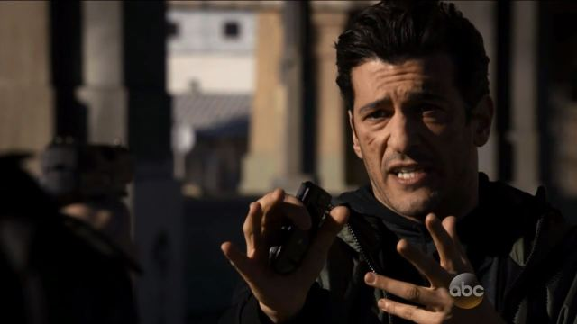 Agents of SHIELD S2Ep11 Aftershocks Review. Bakshi pleads for his life