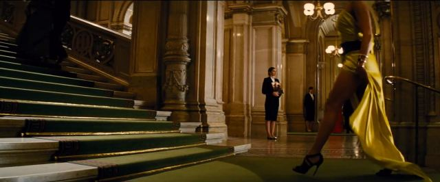 Long Legs. Mission Impossible Rogue nation.