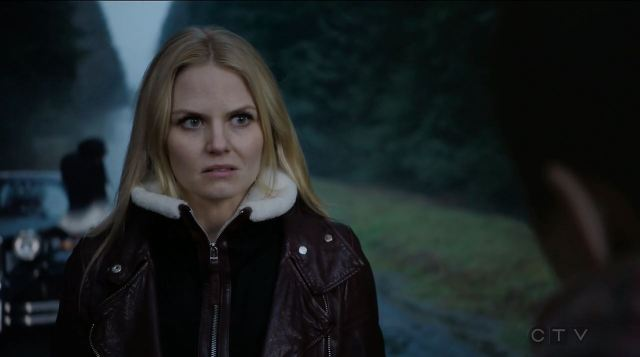 Once Upon A Time Review. Jennifer Morrison as Emma Swan