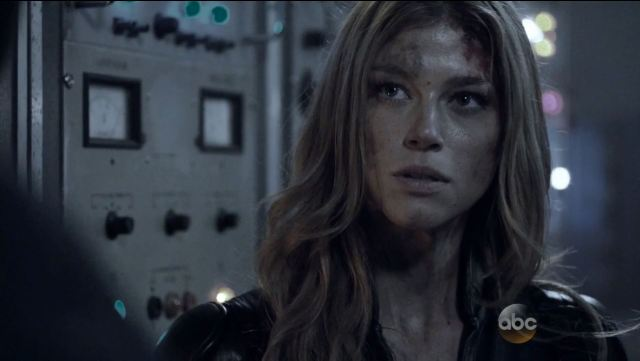 Adrianne Palicki as Bobbi Morse. Agents of SHIELD S2Ep15 'One Door Closes' Review.