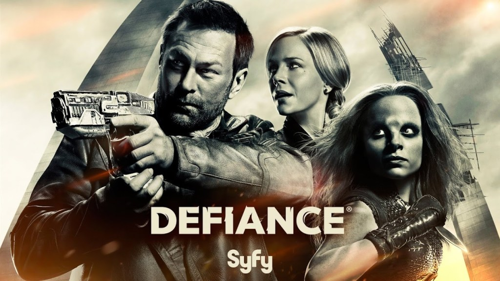 Syfy cancels Defiance