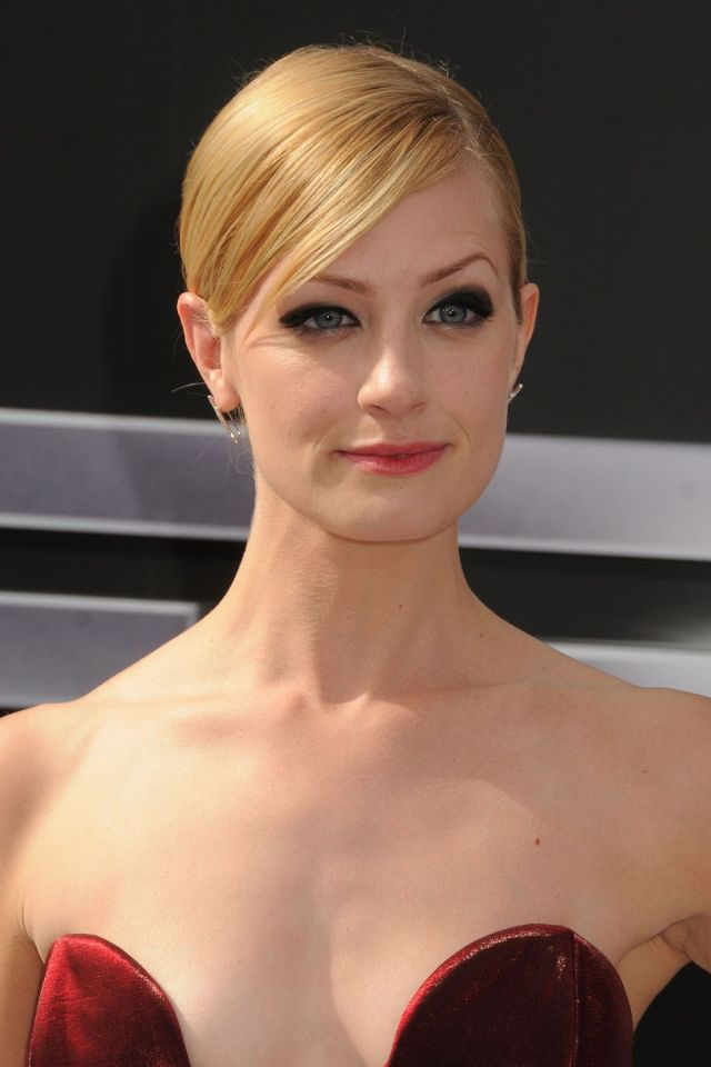BETH BEHRS at Terminator Genisys Premiere