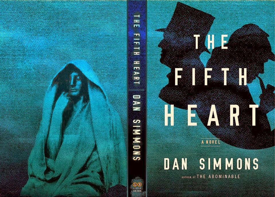 Review of The Fifth Heart by Dan Simmons