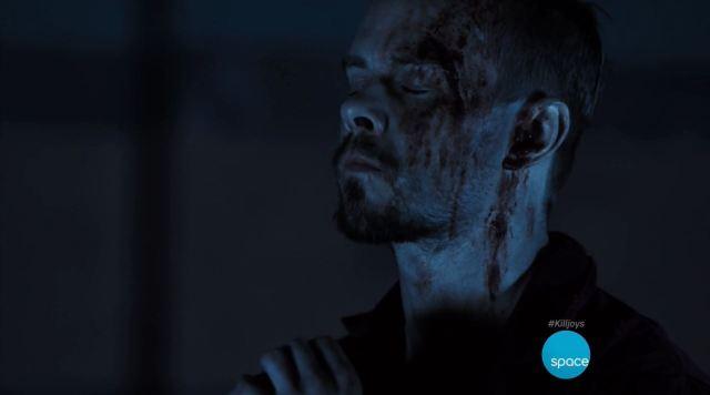 Alvis prepares to escape - Killjoys Finale Review