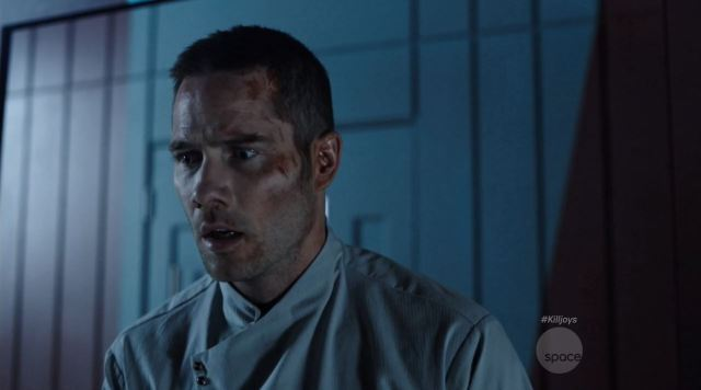 D'Avin is in Red 17 - Killjoys Finale Review