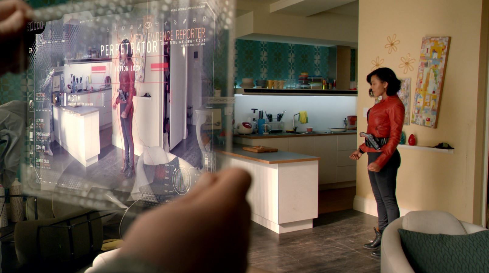 New Crime fighting tools. Minority Report Pilot Review