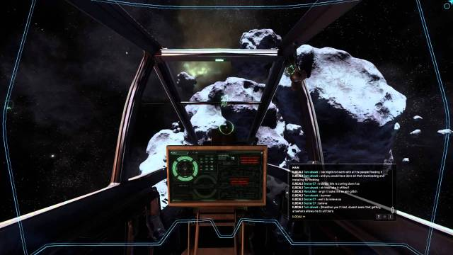 Squadron 42. Upcoming Sci-Fi Games of 2016