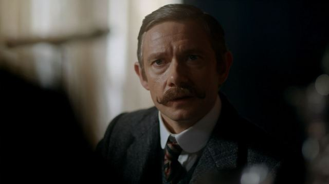 Martin Freeman as John Watson