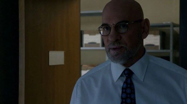 Mitch Pileggi as Walter Skinner. The X-Files (miniseries) My Struggle Review