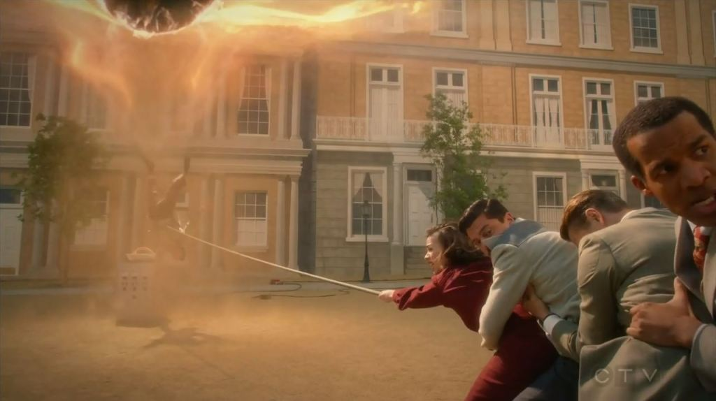 Closing the Zero matter rift. Agent Carter S2Ep10 Hollywood Ending Review.