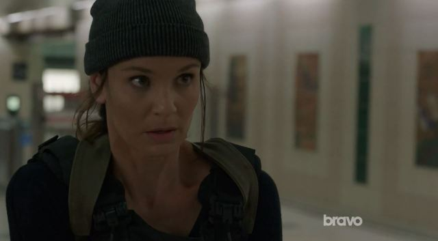 Colony S1Ep9 Zero Day Review. Katie raiding the station
