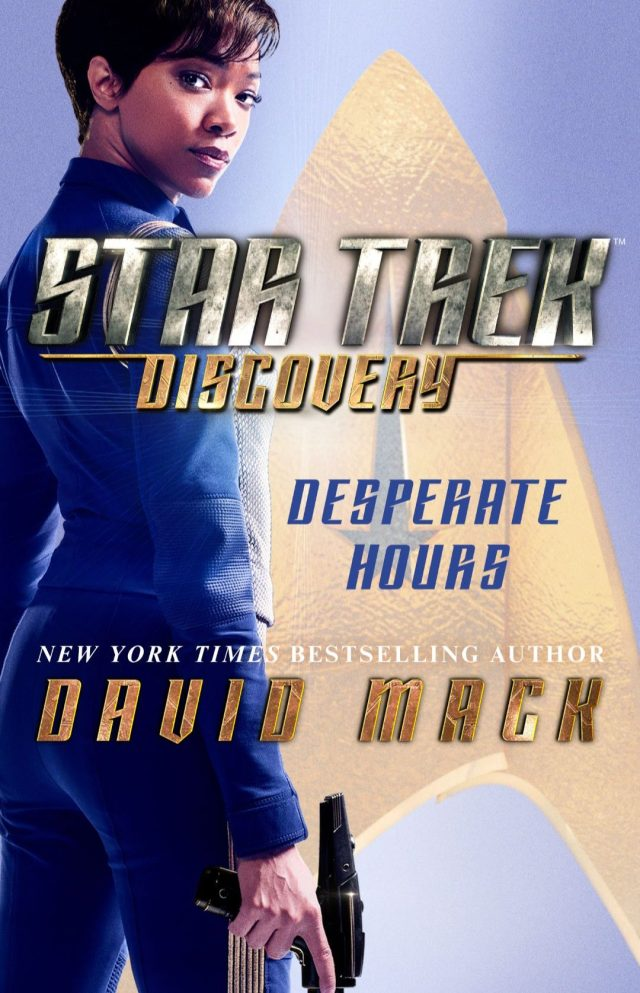 Star Trek Discovery Desperate Hours by David Mack