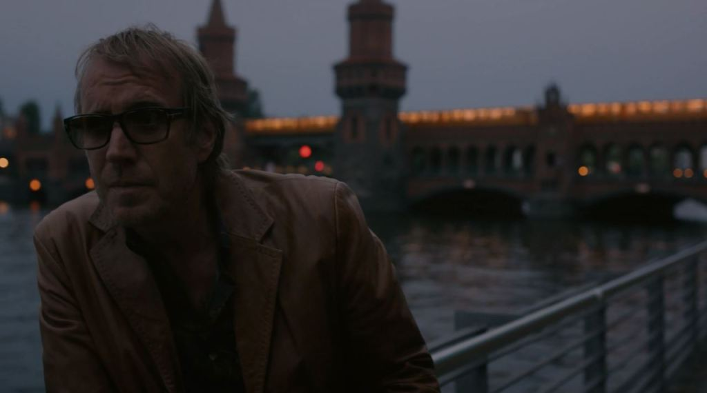 Berlin Station - Rhys Ifans as Hector DeJean