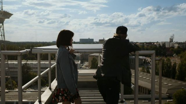 Berlin Station S02Ep07 Right and Wrong Review - Lena and Hector plan their shot