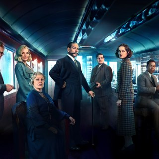 Murder On the Orient Express Branagh Dench Ridley Dafoe Jacobi Pfeiffer Cruz