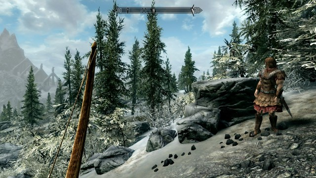 Skyrim on Nintendo Switch Review 1