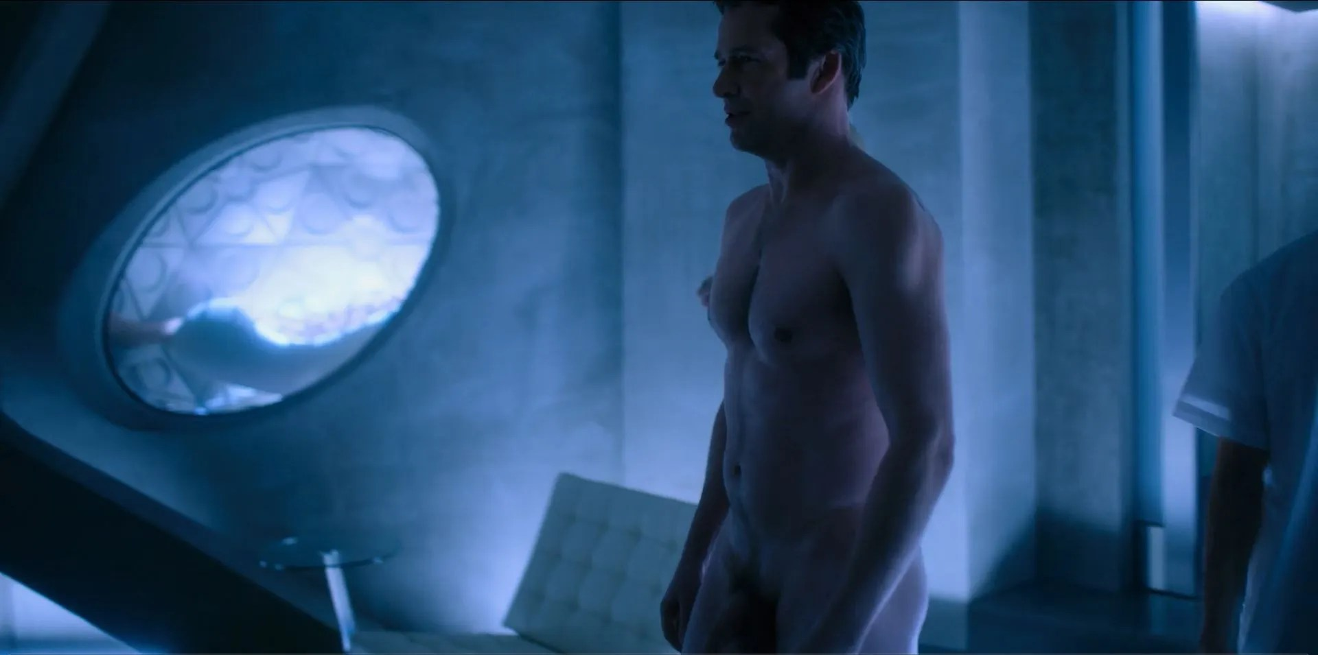Altered Carbon - James Purefoy nude