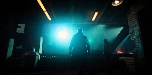 Altered Carbon - Kovacs meets the police and Vernon