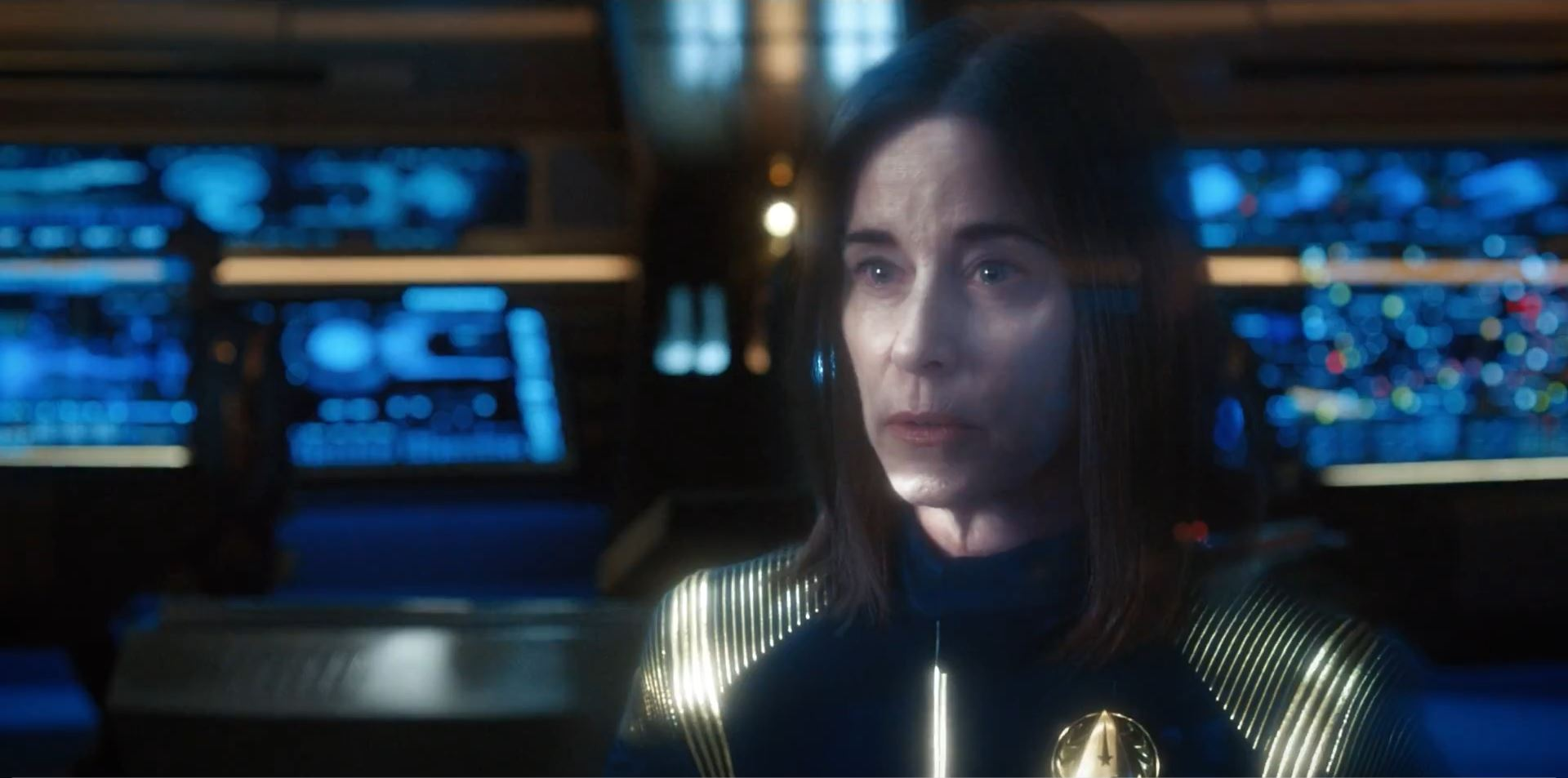 Star Trek Discovery - Admiral Cornwell (Jayne Brook)