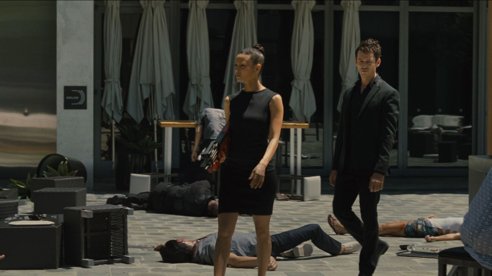 Westworld S02E01 Journey into Night Review - Maeve and Lee