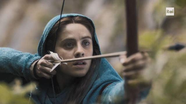 The Name of the Rose - Greta Scarano as Anna