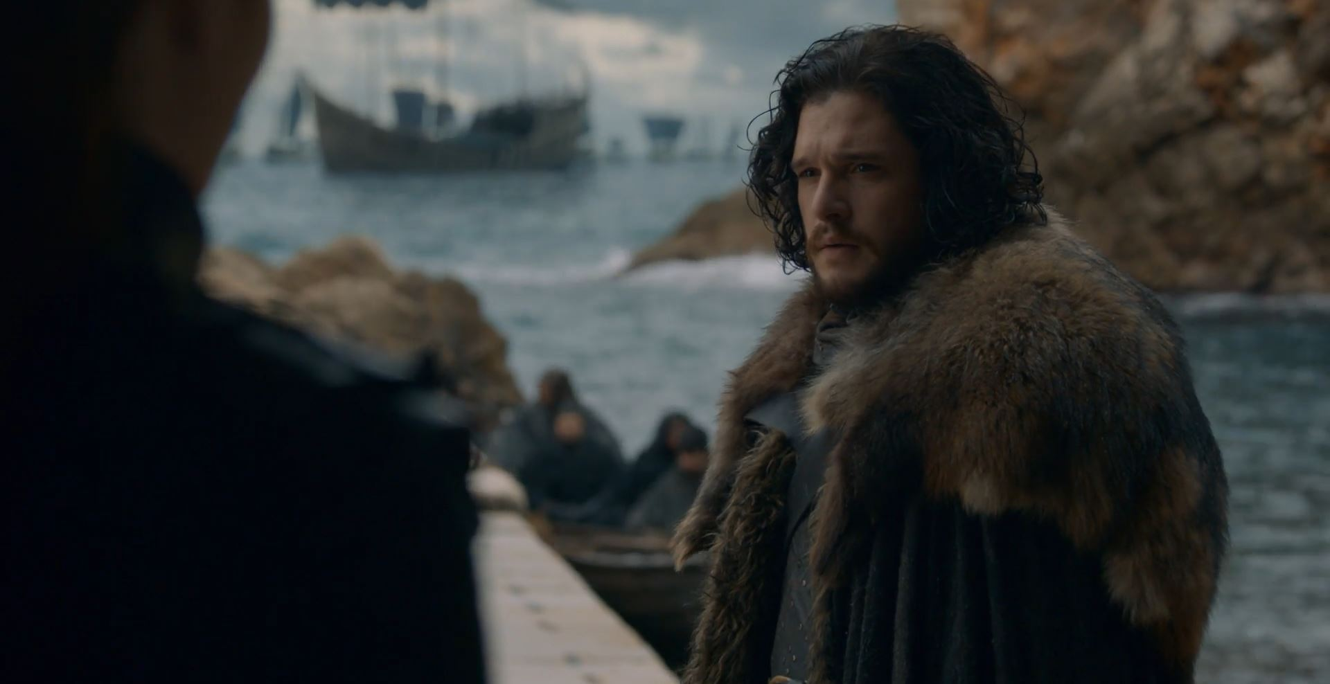 Game of Thrones S08E06 Review - Jon says farewell