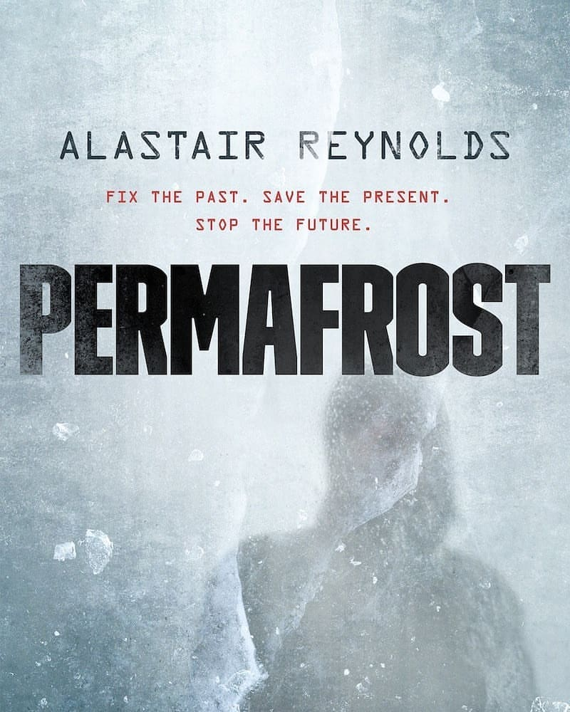 Permafrost cover