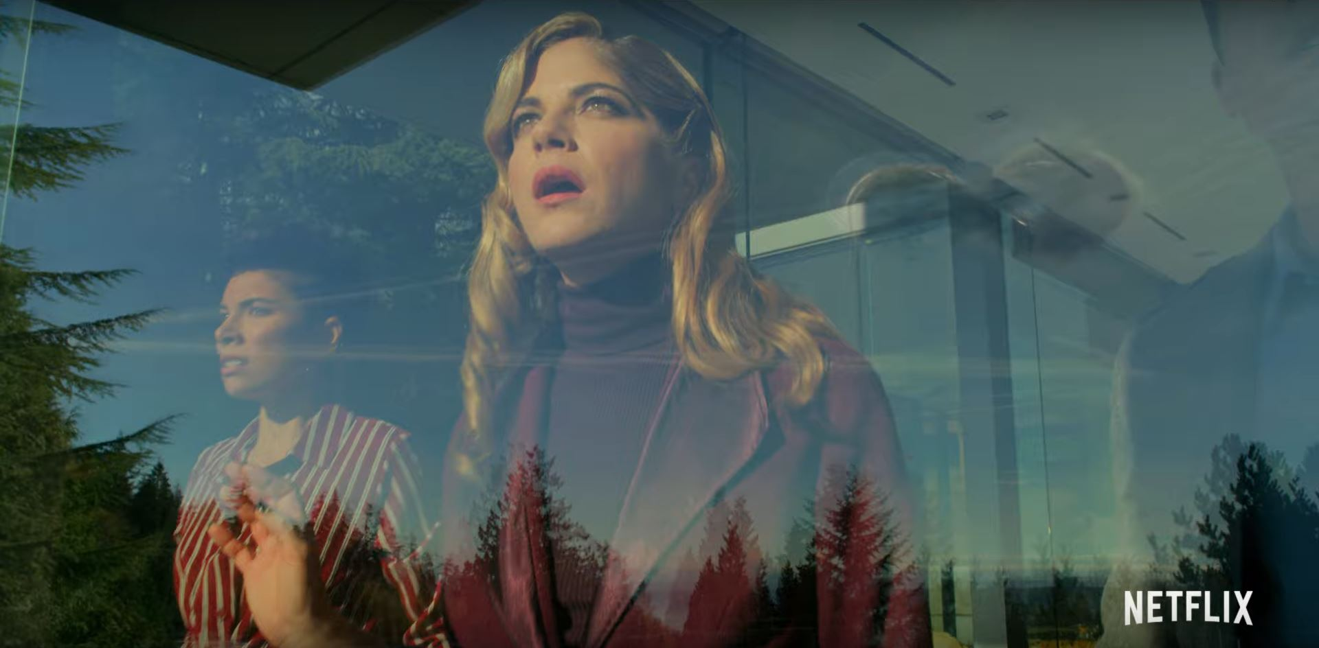 Another Life - Selma Blair as Harper Glass