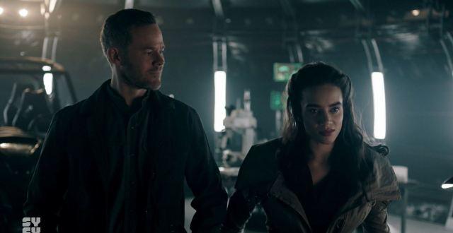 Killjoys S05E01 Run Yala Run Review - Johnny and Dutch