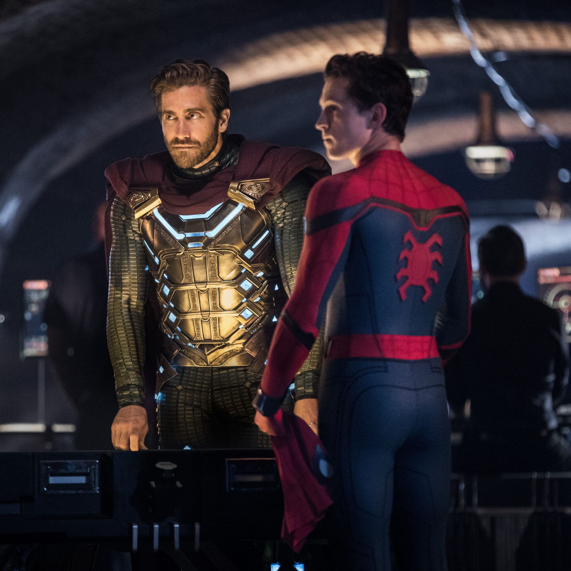 Spider-Man Far From Home - Mysterio played by Jake Gyllenhaal