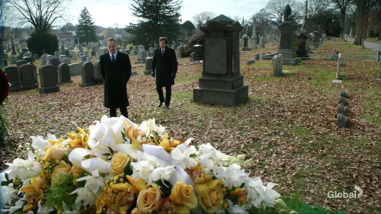 Elementary series finale review - Moriarty's funeral